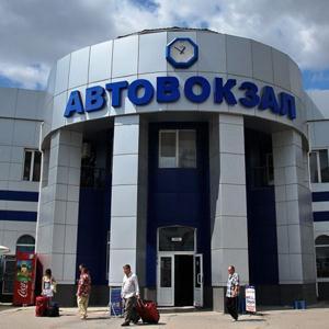 Автовокзалы Ульяново