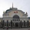 Железнодорожные вокзалы в Ульяново