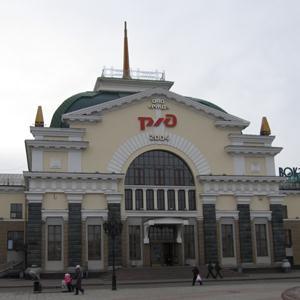 Железнодорожные вокзалы Ульяново